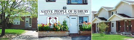 Native Housing in Sudbury and Espanola Since 1975