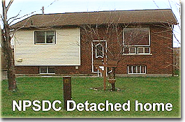 NPSDC Detached Home